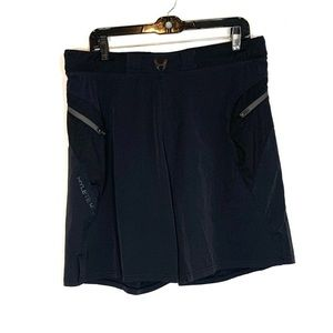 Hylete   Verge ll Black Shorts